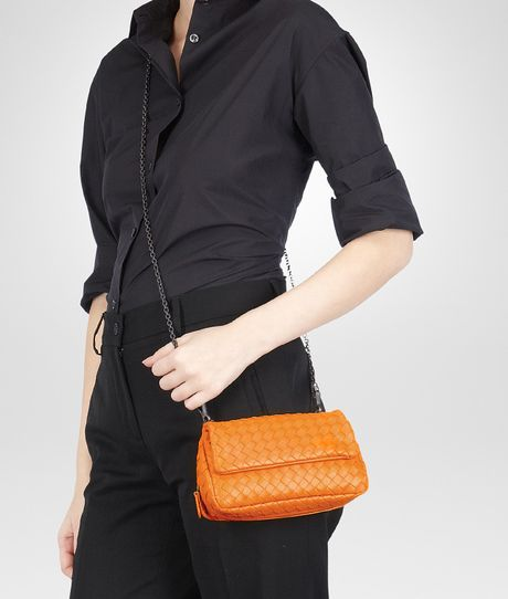 Bottega Veneta Intrecciato Nappa Shoulder Bag 86