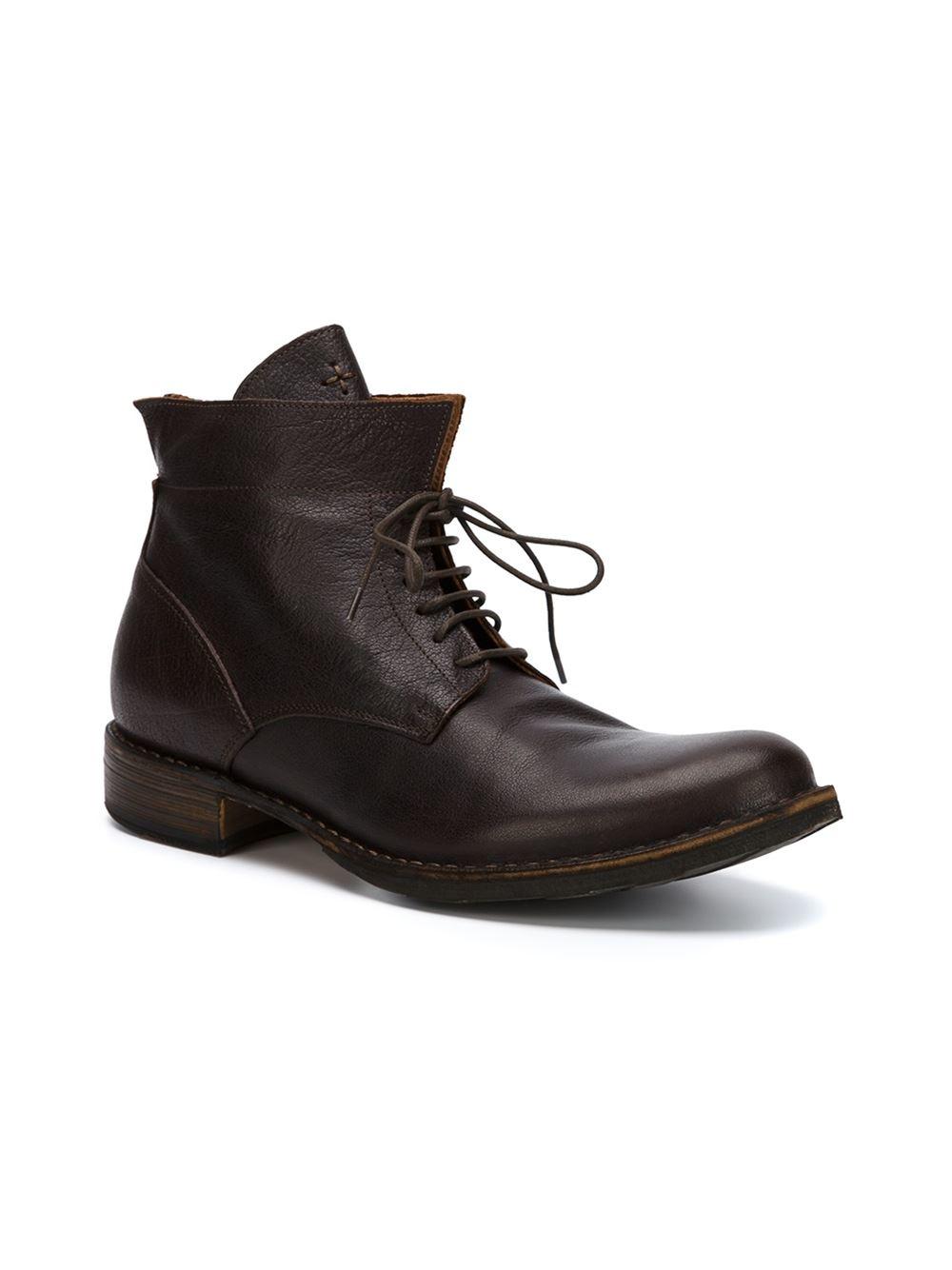 fiorentini baker 39 eternity 39 boots in brown for men lyst. Black Bedroom Furniture Sets. Home Design Ideas