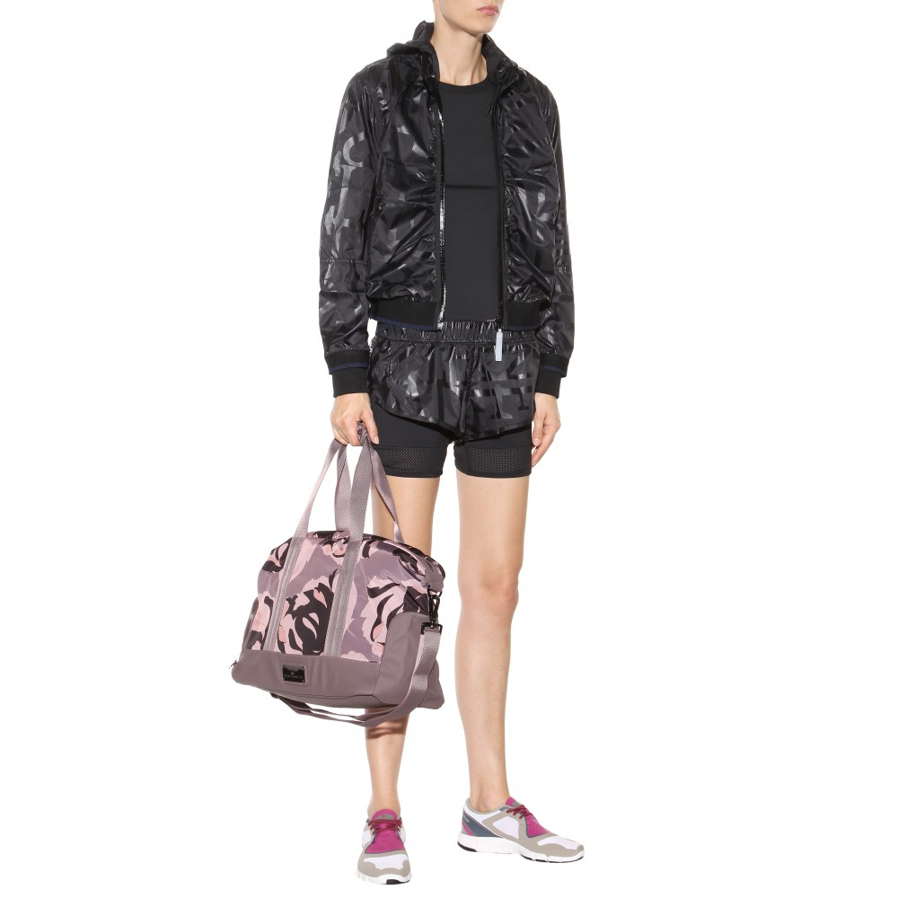 adidas By Stella McCartney Small Gym Bag in Pink - Lyst 66f0353937