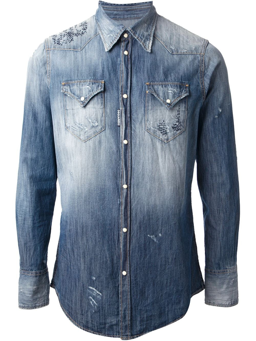 86c6002782 Gallery. Previously sold at  Farfetch · Men s Military Shirts ...