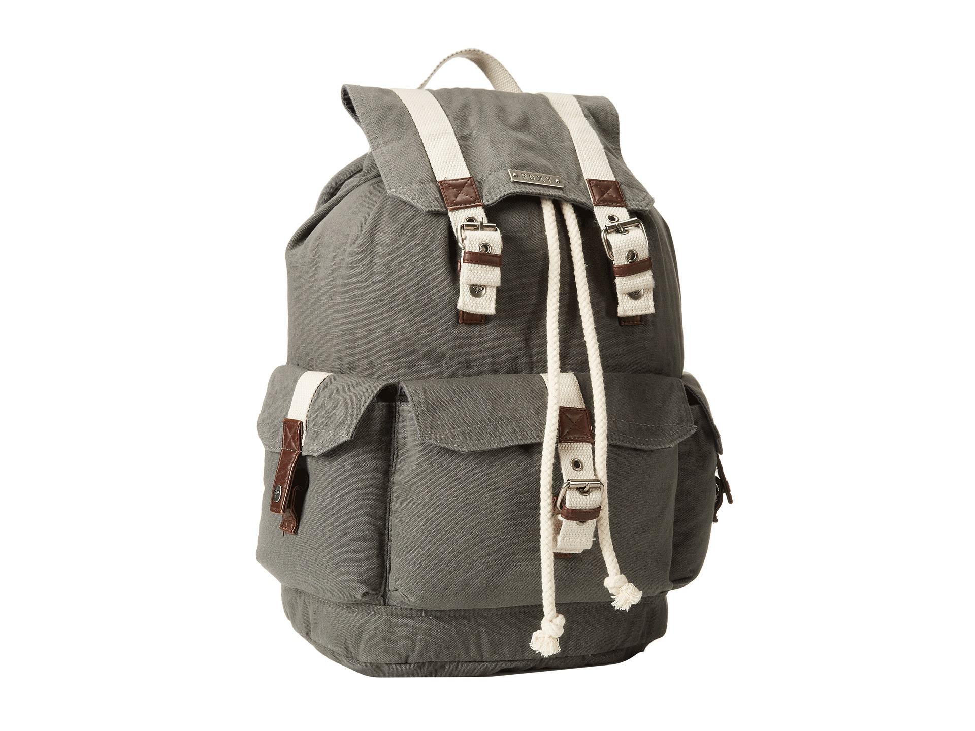 Lyst - Roxy Ramble Backpack in Gray