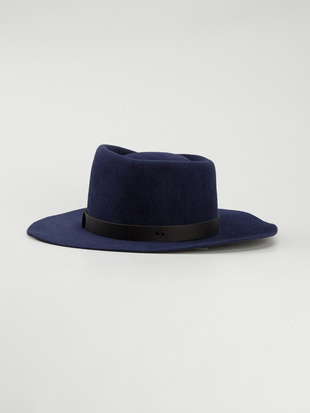 d3f8f6cb624 Lyst - Gladys Tamez Millinery The Zodiac Hat in Blue