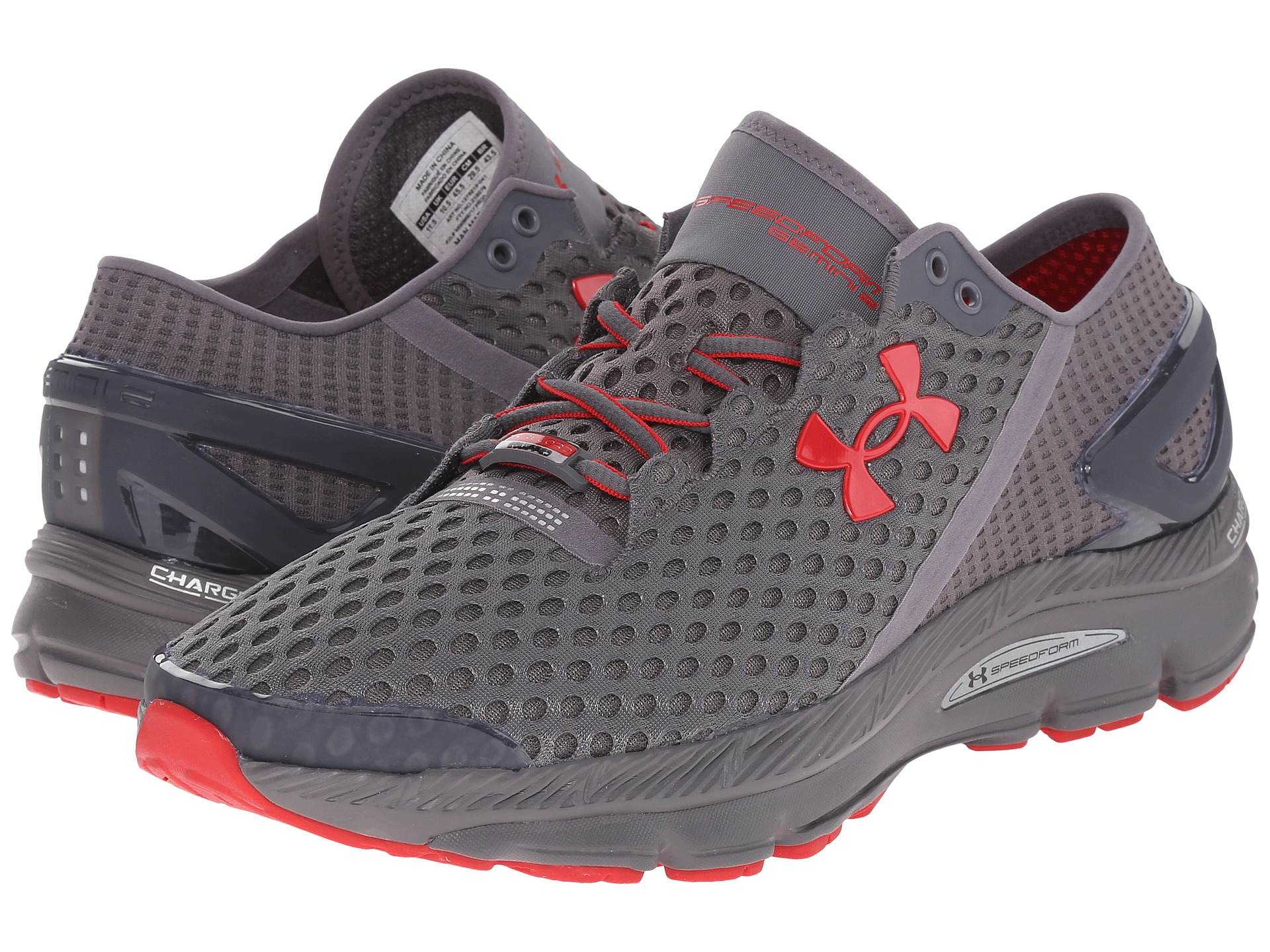 new product 506aa 6b886 under armour speedform gemini 2 mens running shoes| DS Hair ...