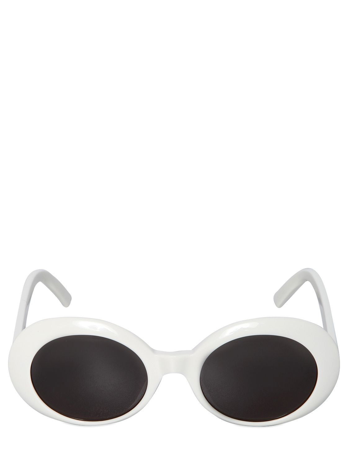 white sunglasses  Round White Sunglasses - The Sunglasses