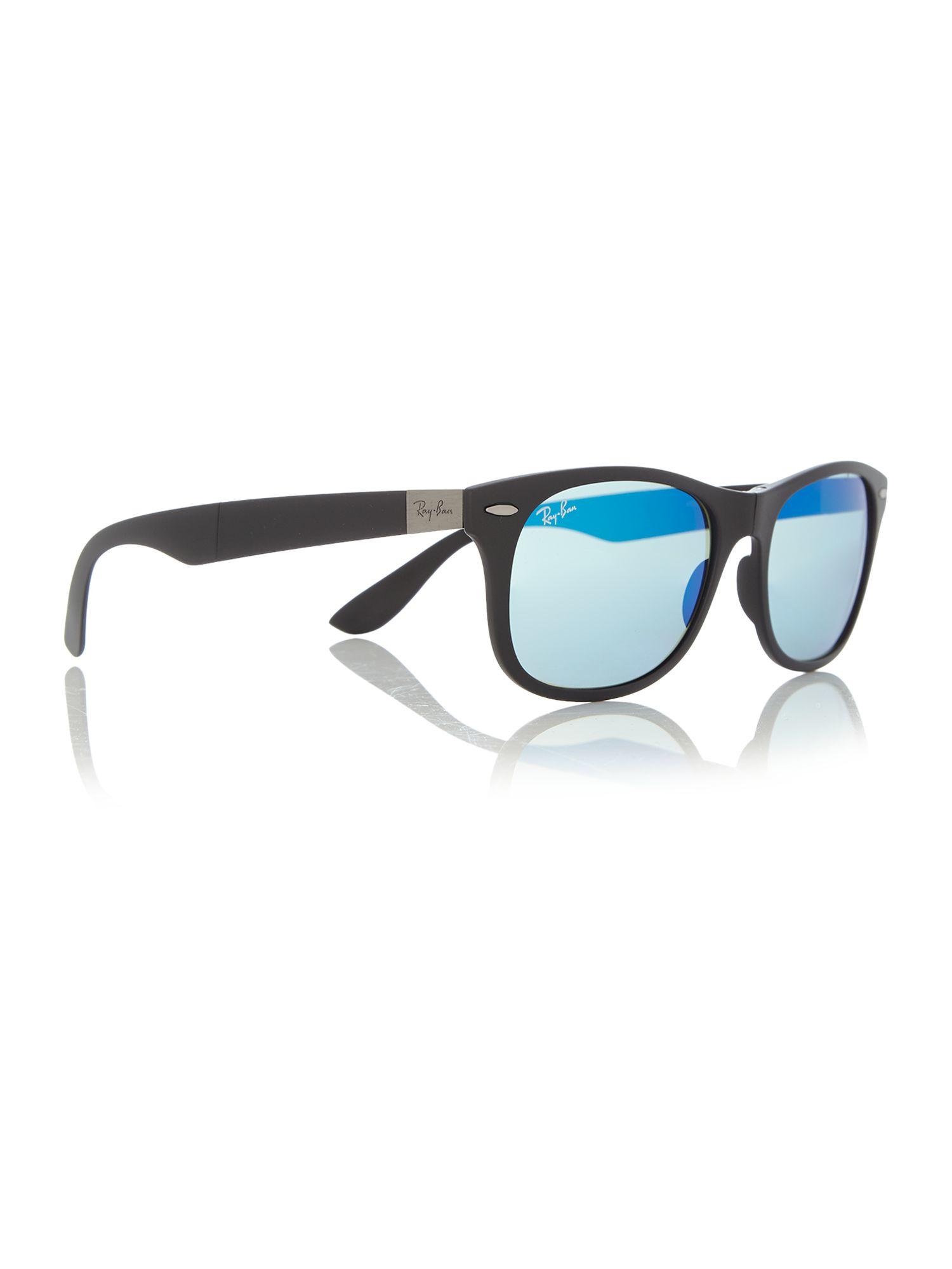 fe979e3591d Ray Ban Sunglasses Rectangle Black Frame