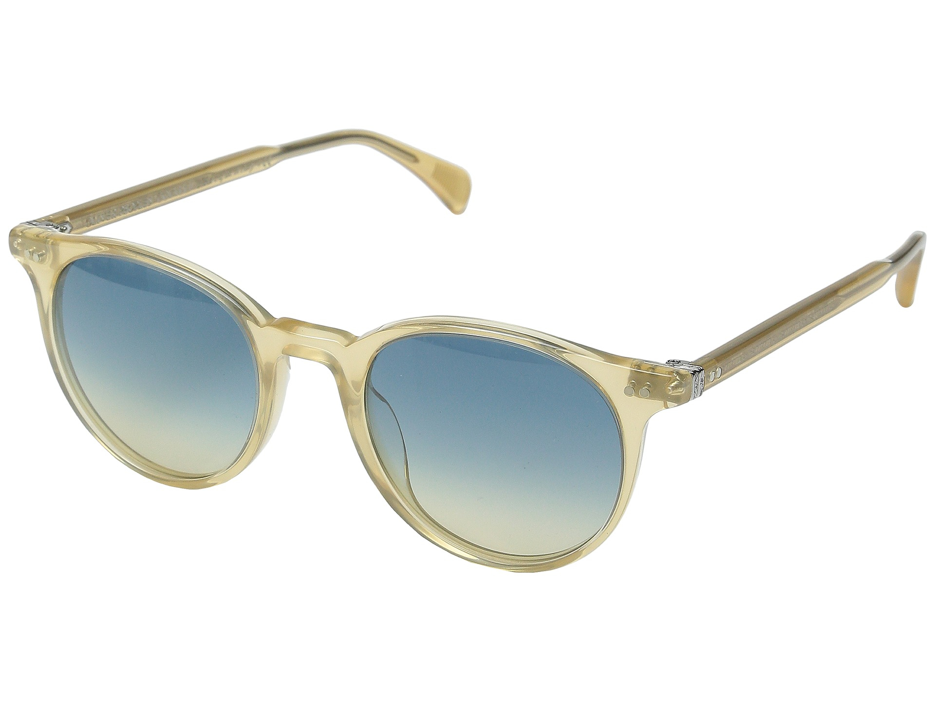 5d632ae88800d Lyst - Oliver Peoples Delray Sun Limited