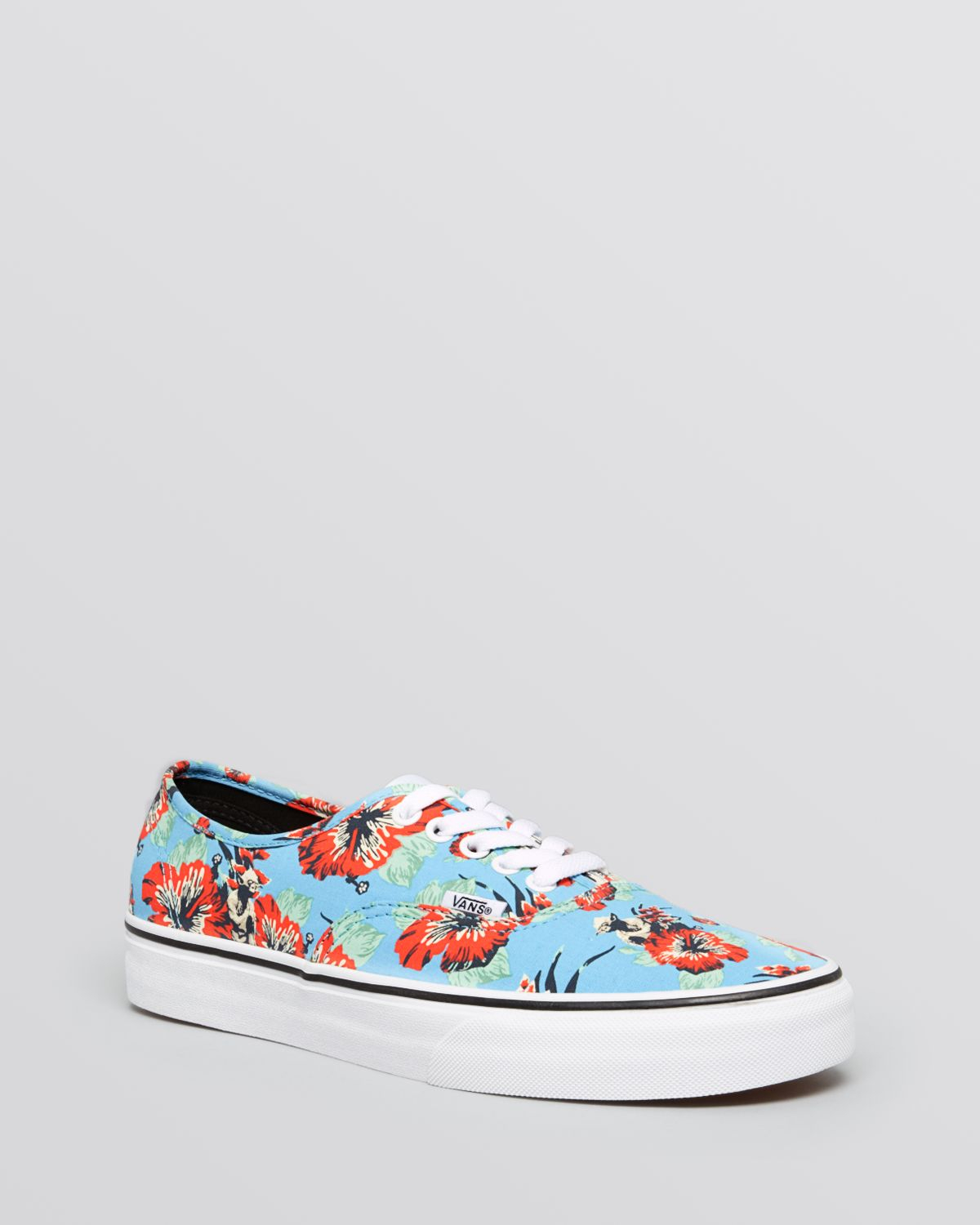 2a7c28a96794d7 Lyst - Vans Star Wars Authentic Yoda Aloha Sneakers in Blue for Men