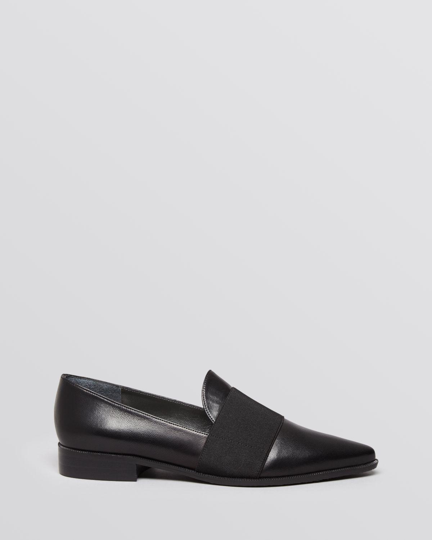 Stuart Weitzman Pointed-Toe Tassel Loafers cheap for sale vA03XAeZ3F