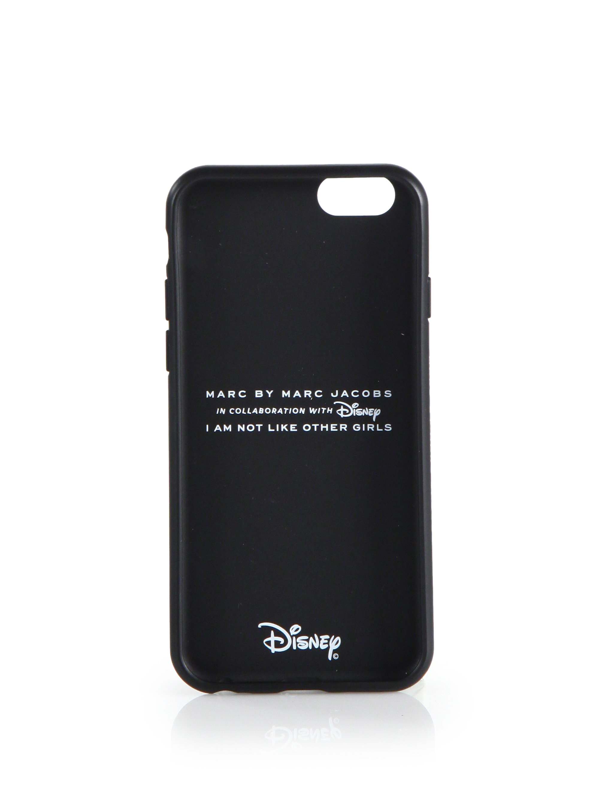 marc by marc jacobs the playing cards iphone 6 case lyst. Black Bedroom Furniture Sets. Home Design Ideas