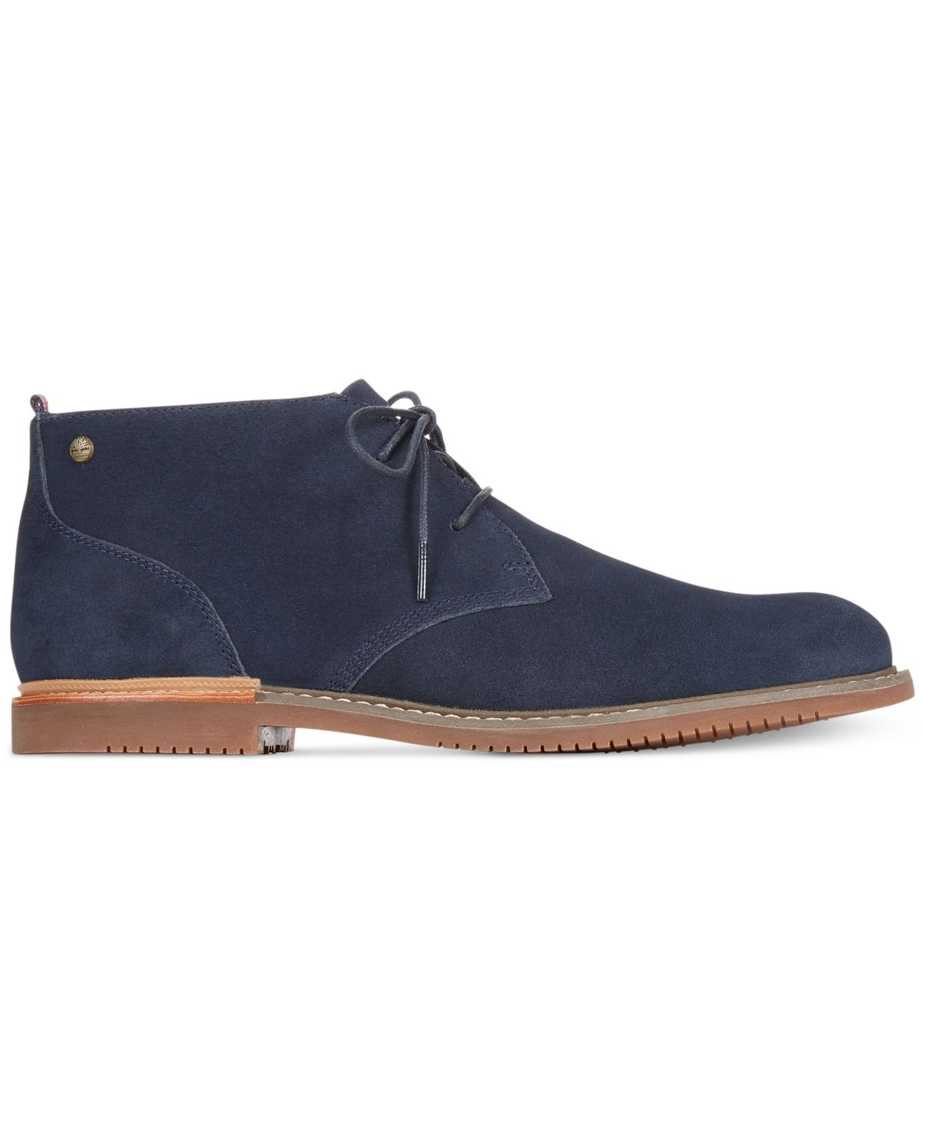 c638d12d790 Lyst - Timberland Earthkeepers Brook Park Chukka Boots in Blue for Men