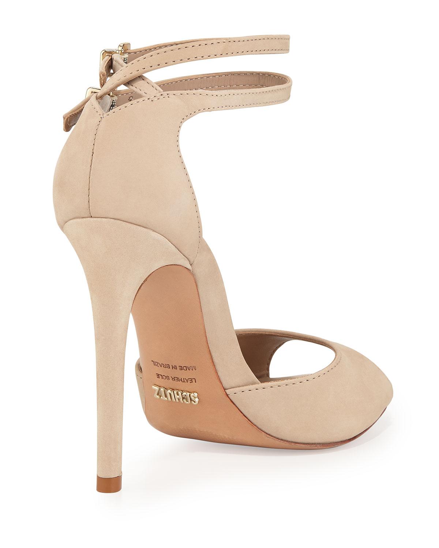 Schutz Double ankle strap sandals B3lyUH