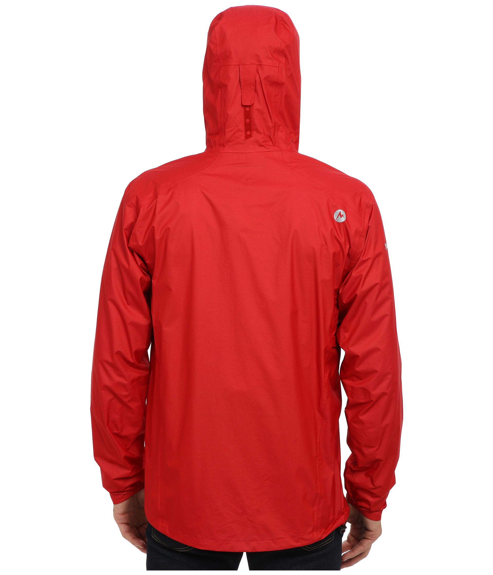 Lyst Marmot Essence Jacket In Red For Men