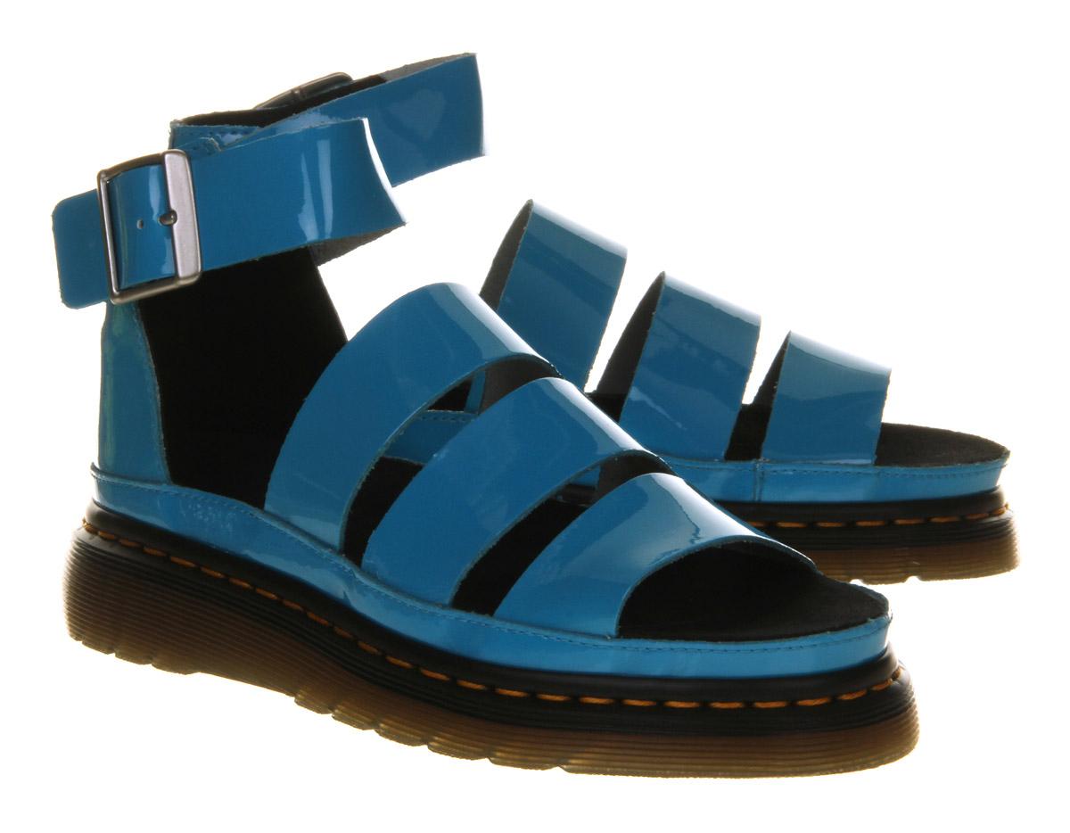 Lyst Dr Martens Shore Clarissa Chunky Strap Sandal