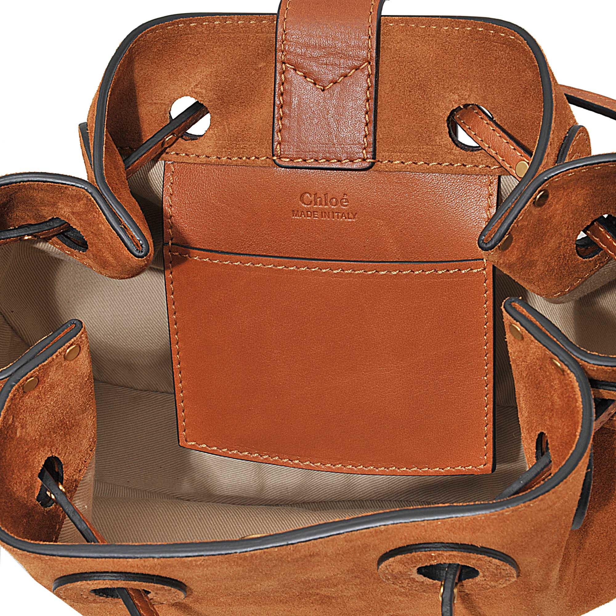 replica chloe bag - isa tote in small grain calfskin