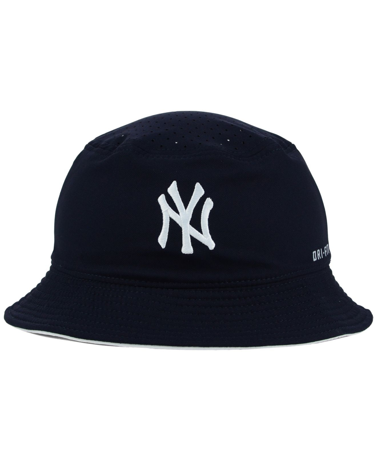 Lyst - Nike New York Yankees Vapor Dri-fit Bucket Hat in Blue for Men 132c47bf7a8