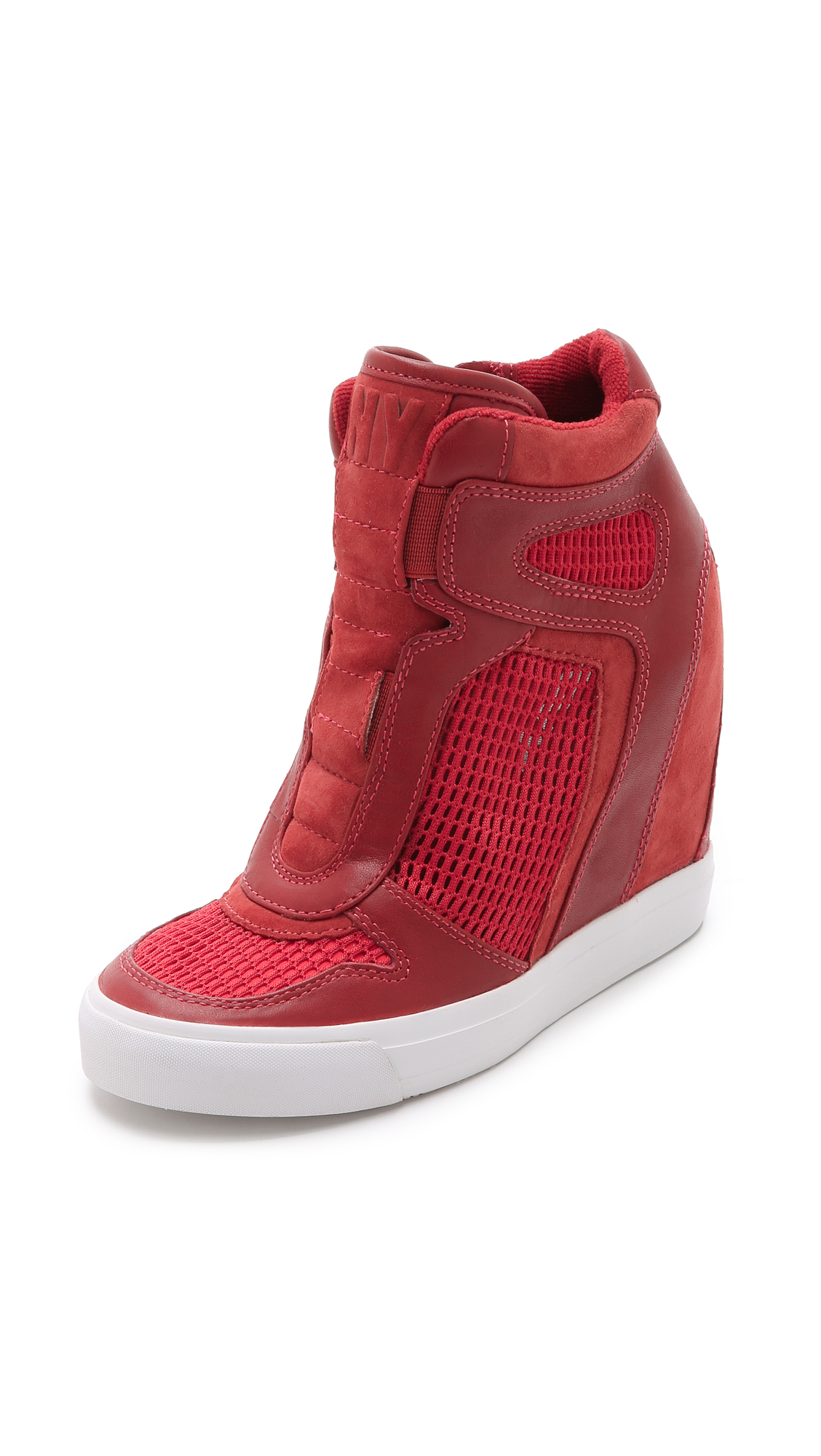DKNY COSMOS - Trainers - red