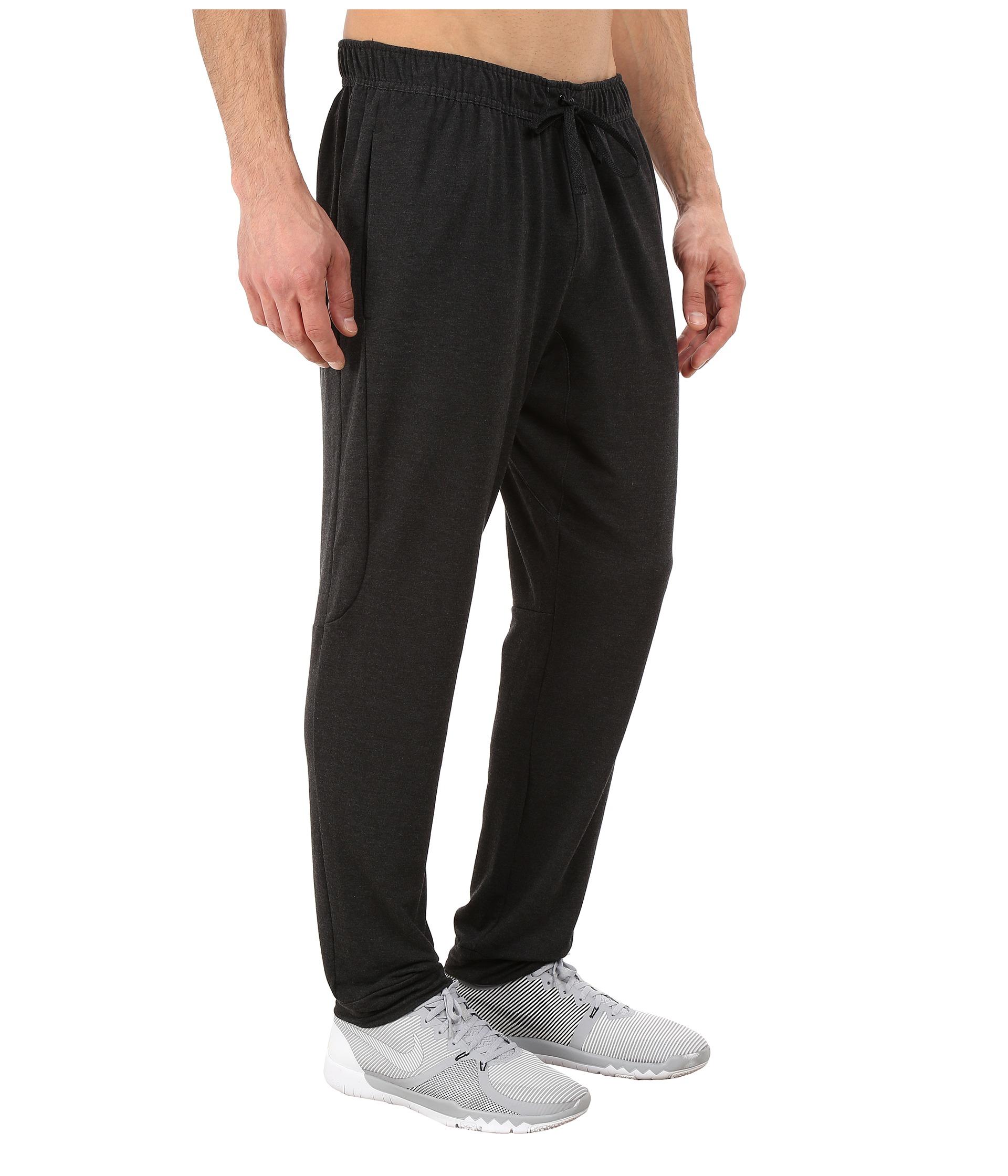 eff7c9a87006 Lyst - Nike Dri-fit™ Touch Fleece Pants in Black for Men