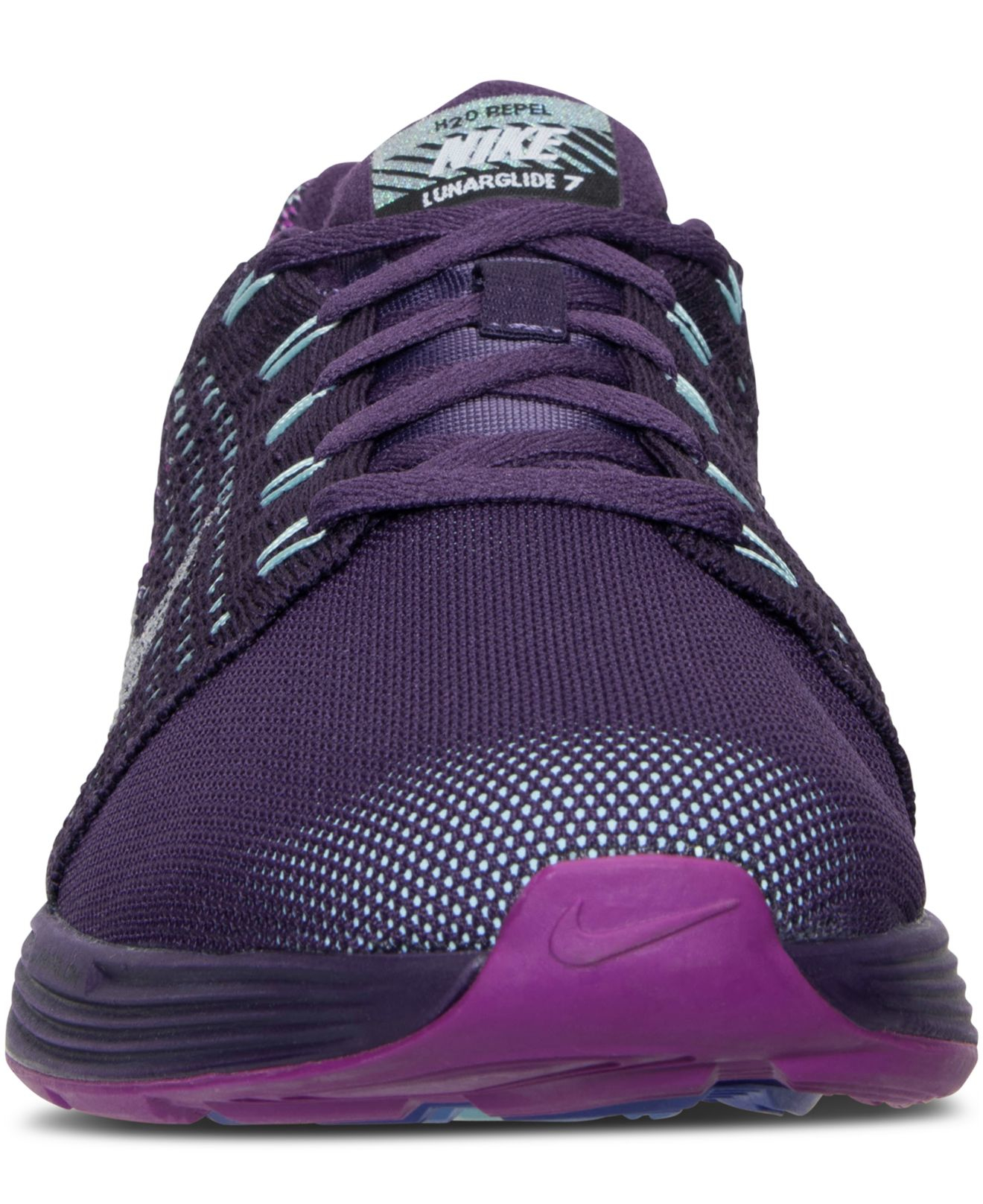 online store e4cf7 e2fd2 clearance nike lunarglide 7 women purple jumpsuits 71126 63d76