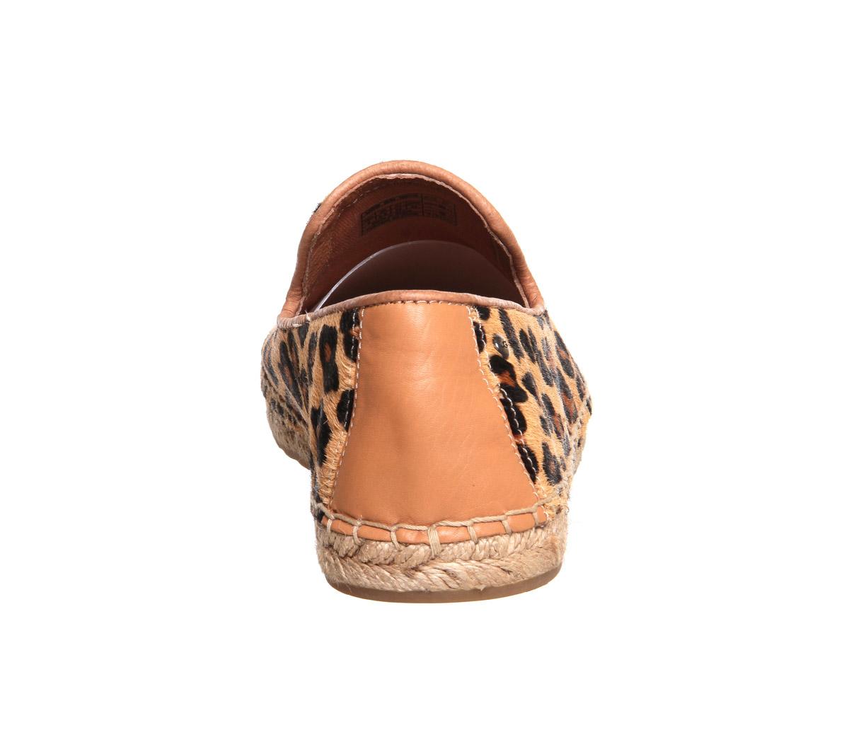 ugg espadrille leopard