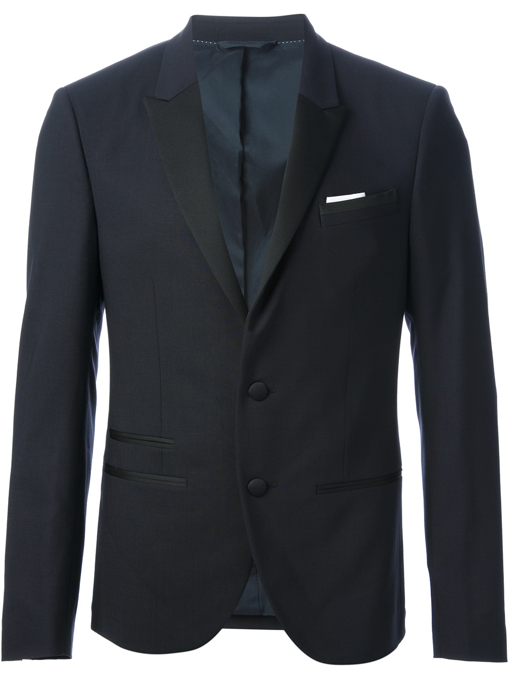 Lyst - Neil Barrett Classic Formal Blazer In Black For Men