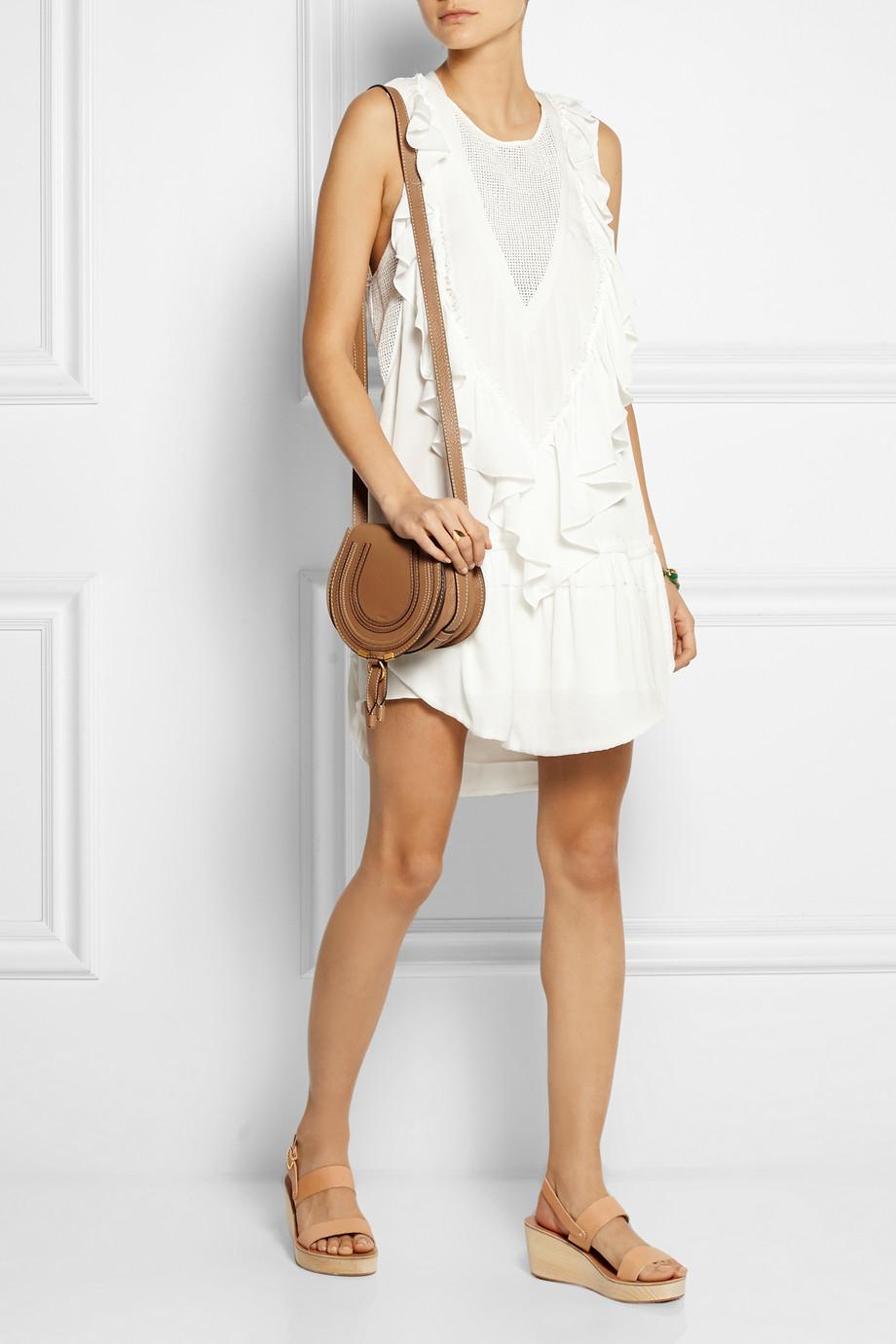 Ancient Greek Sandals White Leather Clio Sandals CCht4oiG