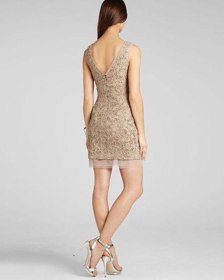 Bcbgmaxazria Stelah Draped Sheath Dress: Bcbgmaxazria Bcbg Max Azria Dress Marissa Sleeveless