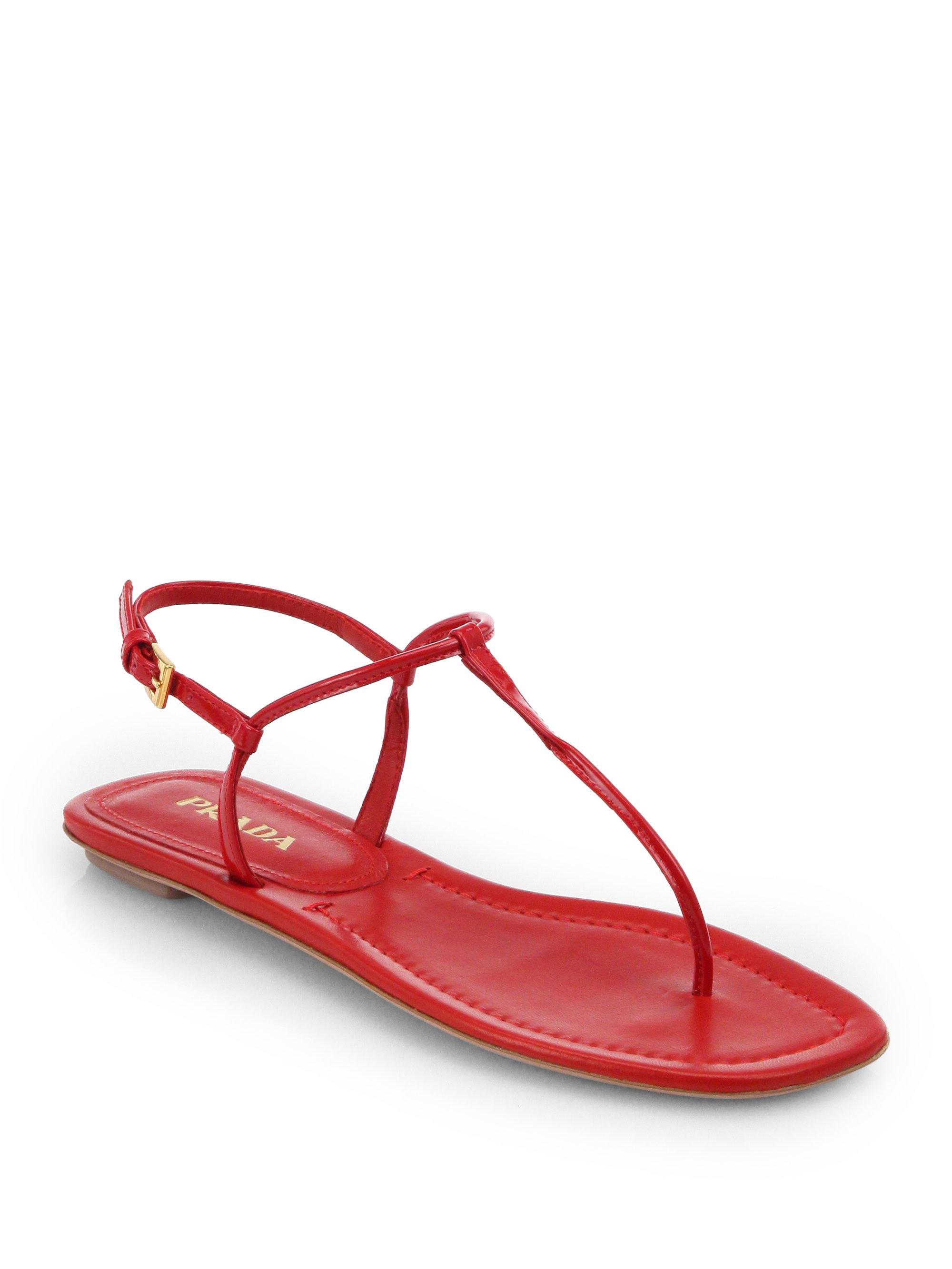 Prada Flat Shoes Uk