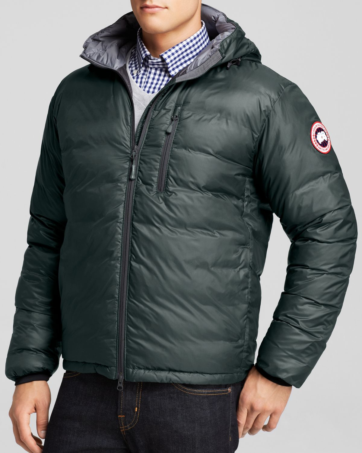 canada goose lodge jacket herr