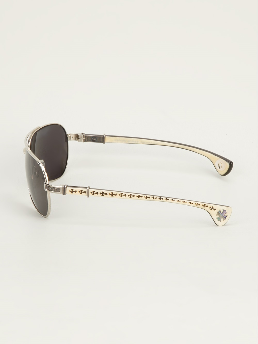 Lyst Chrome Hearts The Best Sunglasses In Natural For Men