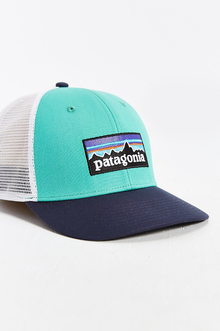 c96ab87a151 Lyst - Patagonia Trucker Hat in Gray for Men
