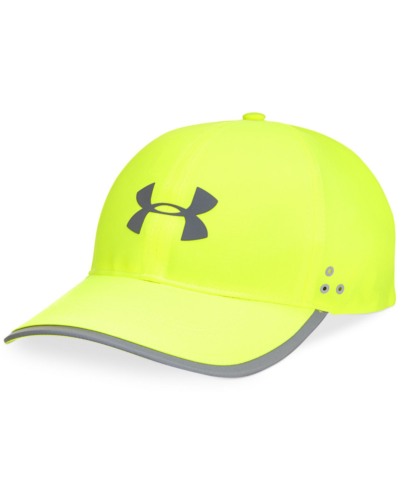 Lyst - Under Armour Ultimate Run Performance Hat in Yellow for Men d7f88a188dc