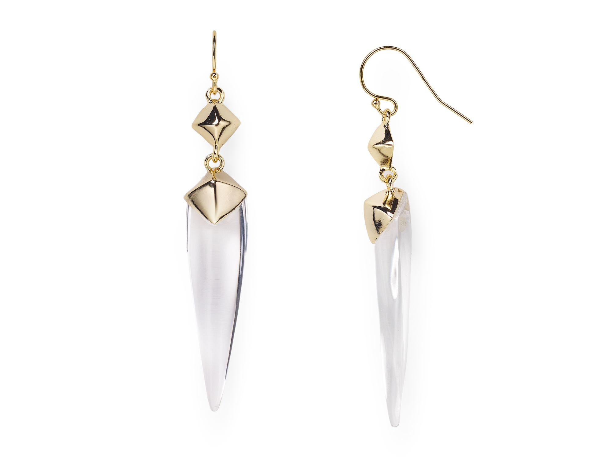 Alexis Bittar Faceted Dangle Drop Earrings y3wXWfo