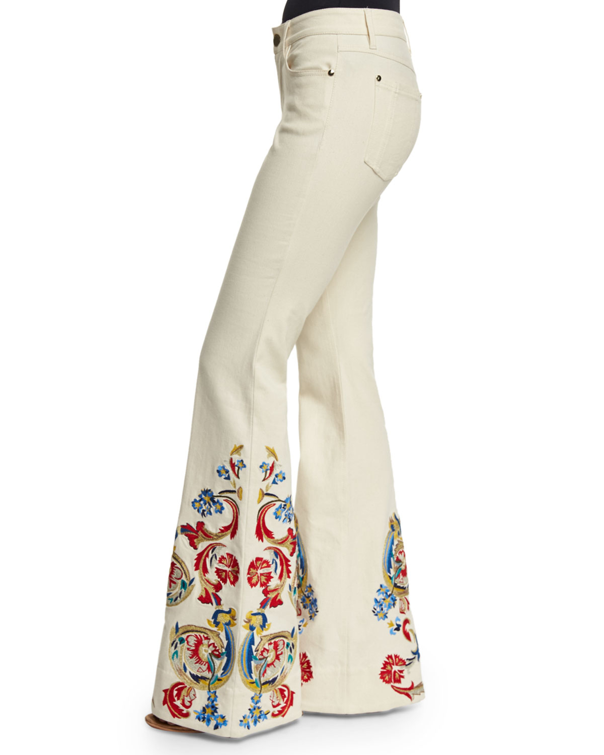 Gallery. Previously sold at: Bergdorf Goodman · Women's Low Rise Jeans