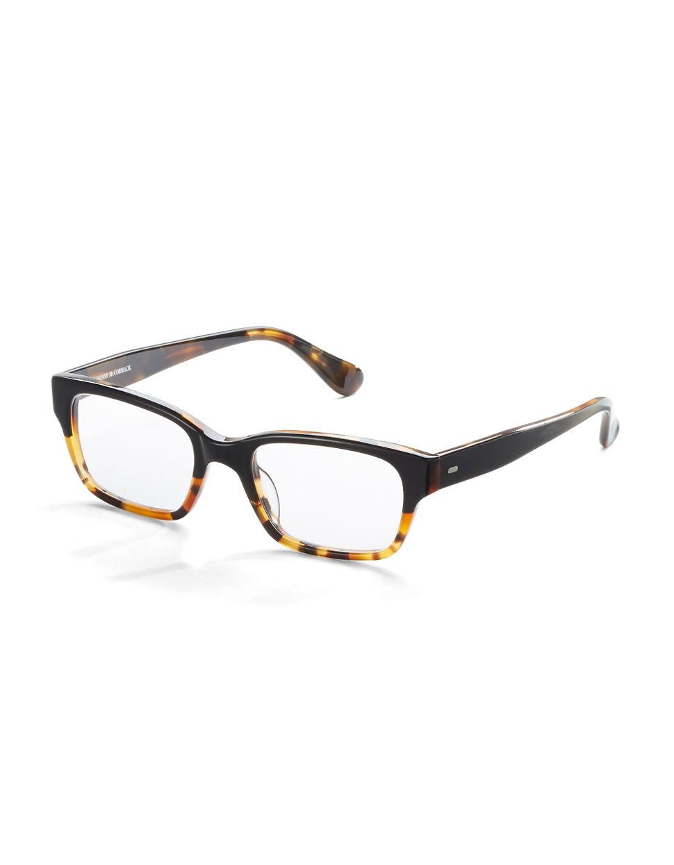 corinne mccormack 51mm sydney reading glasses in black lyst