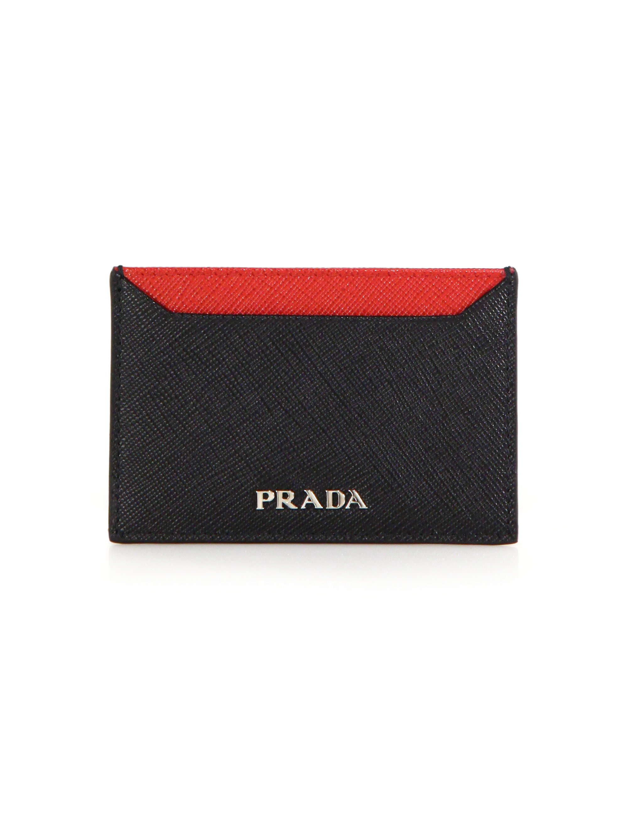 prada case This black prada phone case is crafted in italy, and features a silver-tone front  clip, a contrasting trim, a hoop (so you can jump though it) and its main pouch is.