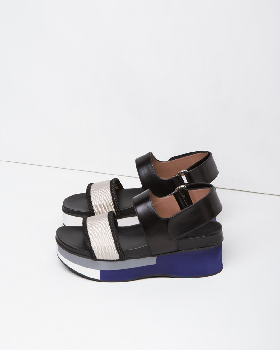 outlet affordable sale online Marni Woven Ankle Strap Sandals cheap the cheapest R1KXCdjL