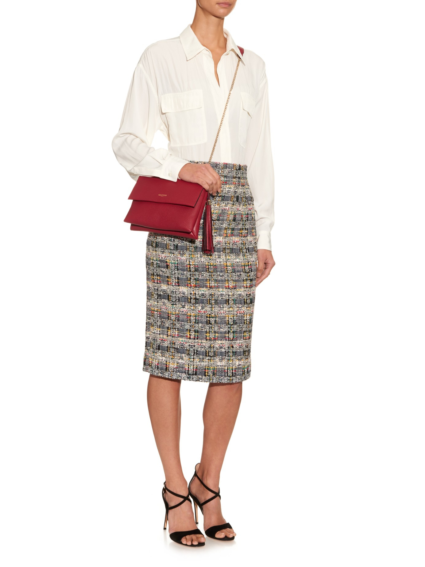 Lanvin mini Sugar shoulder bag Huge Surprise For Sale Sale Pick A Best Reliable For Sale OYKiA0ztp