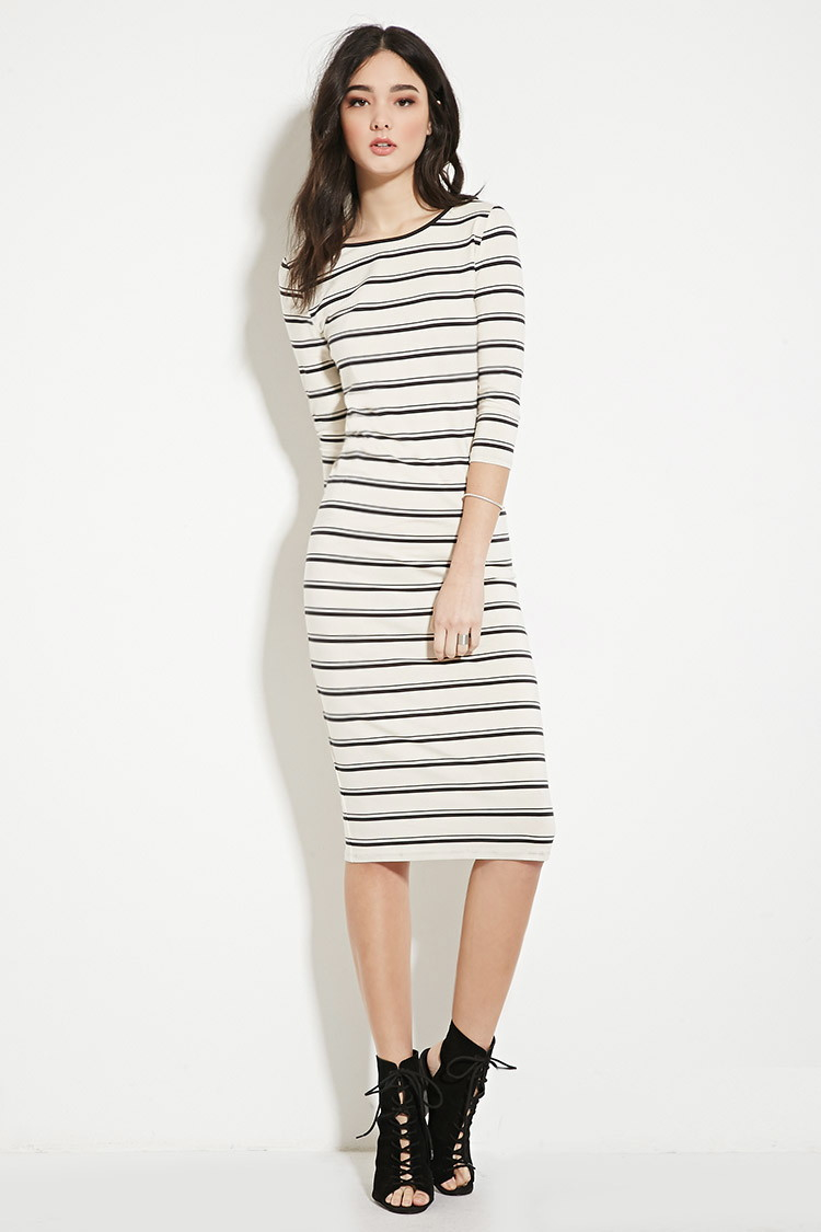 Discover midi dresses with ASOS. A collection of printed midi dresses and midi tea dresses to suit every style & occasion.