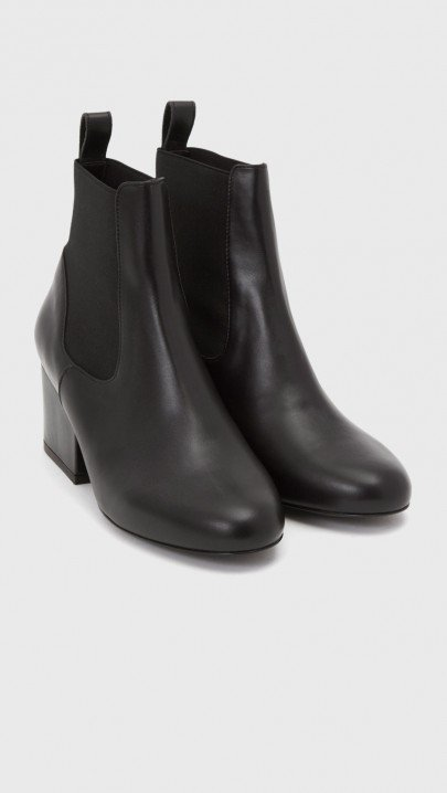 Robert Clergerie Leather Ankle Boots fGpdXxCG