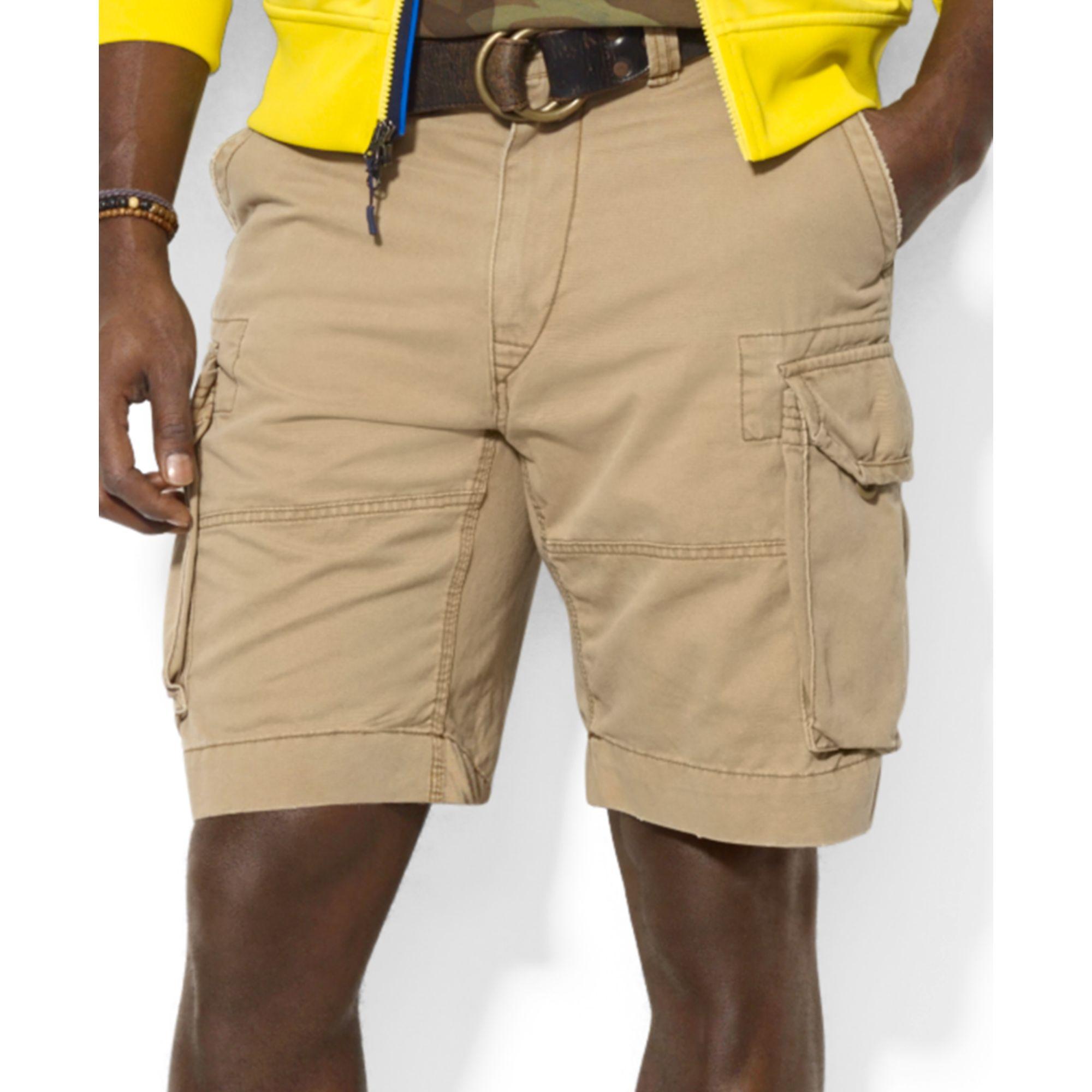 Big Mens Cargo Shorts Hardon Clothes