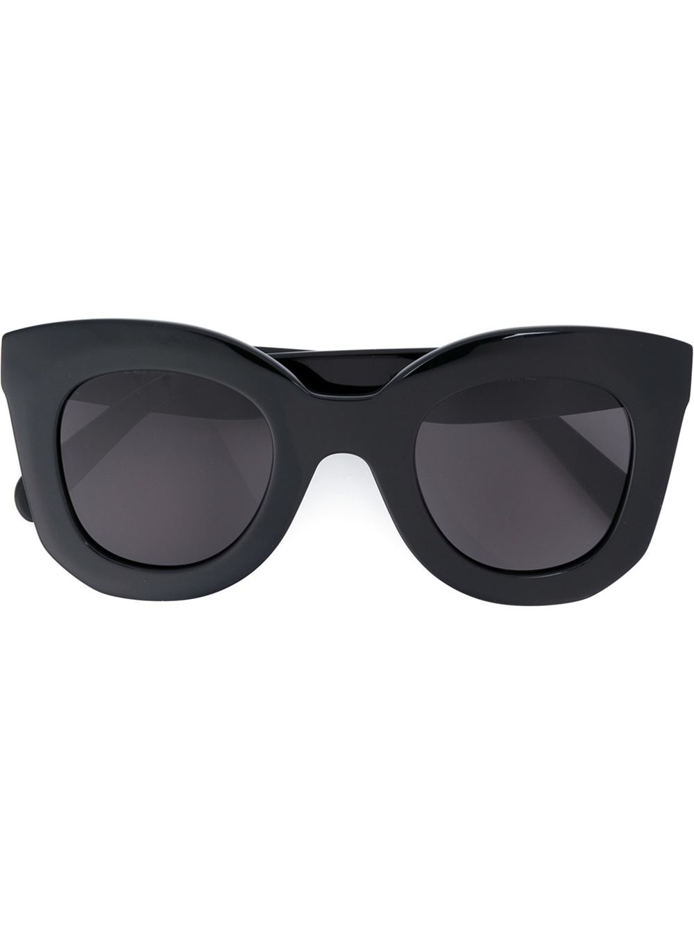ce6df251d96 Lyst - Céline  marta  Sunglasses in Black