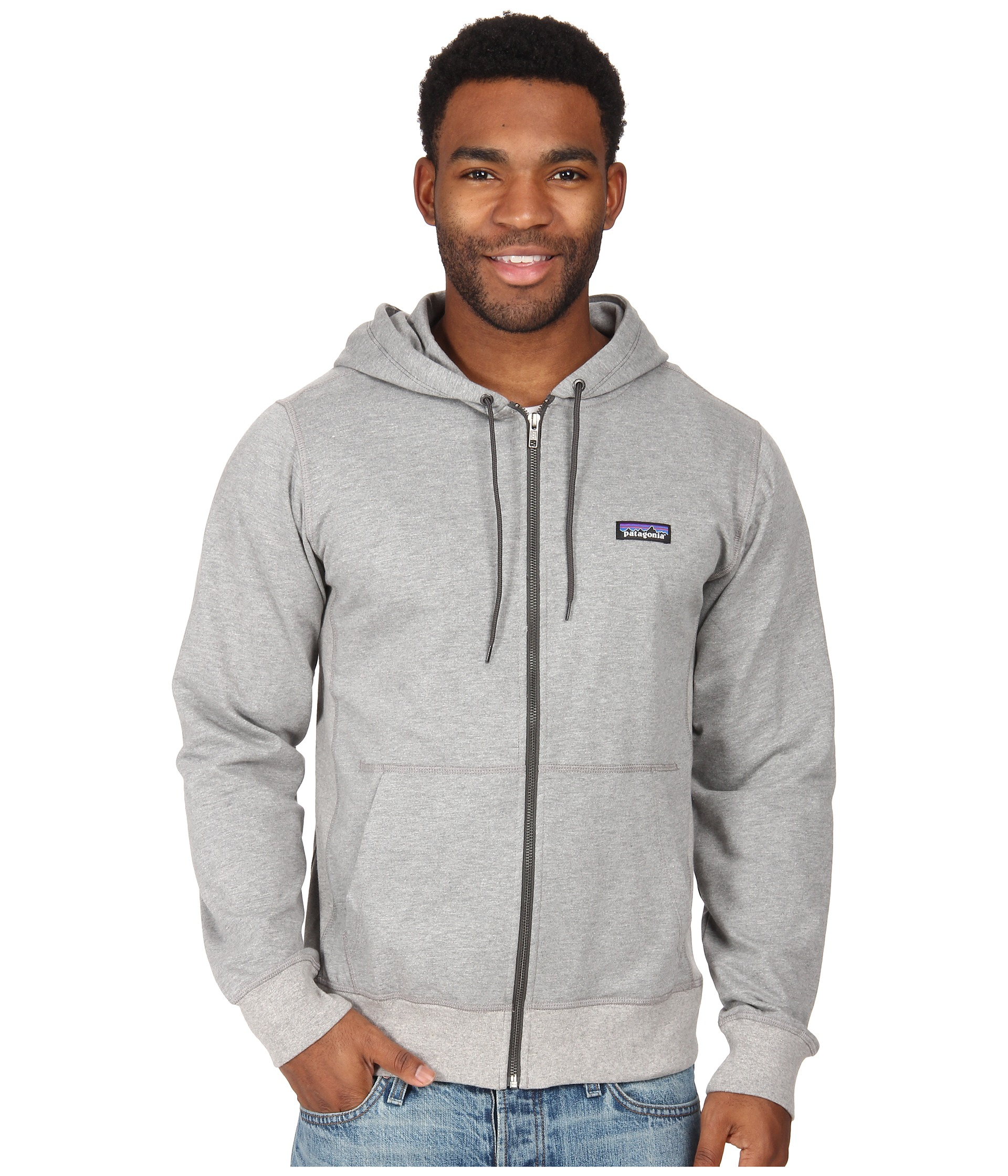 Men'S Lightweight Full Zip Hoodie | Fashion Ql