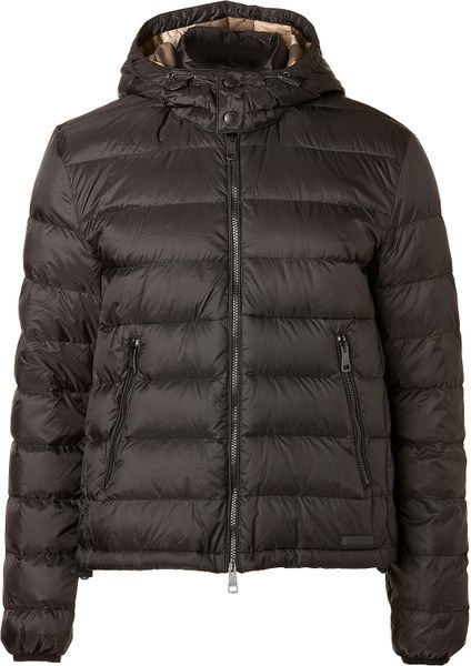 Burberry Brit Mitchson Quilted Down Jacket In Brown For