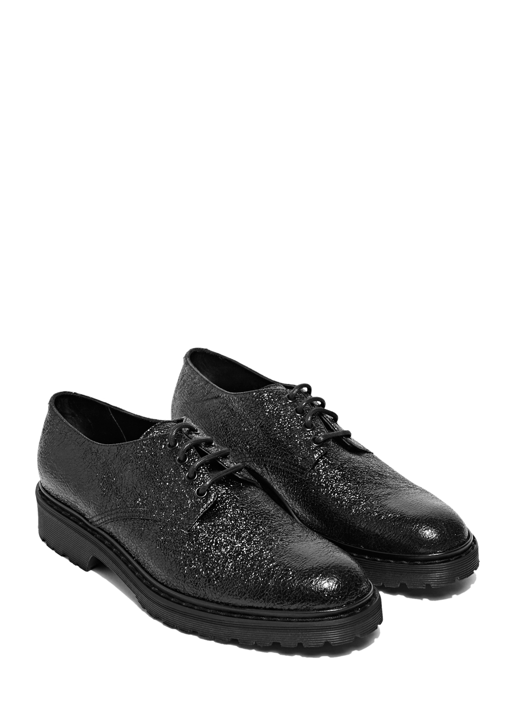Lyst Saint Laurent Army 20 Derby Shoes In Black For Men