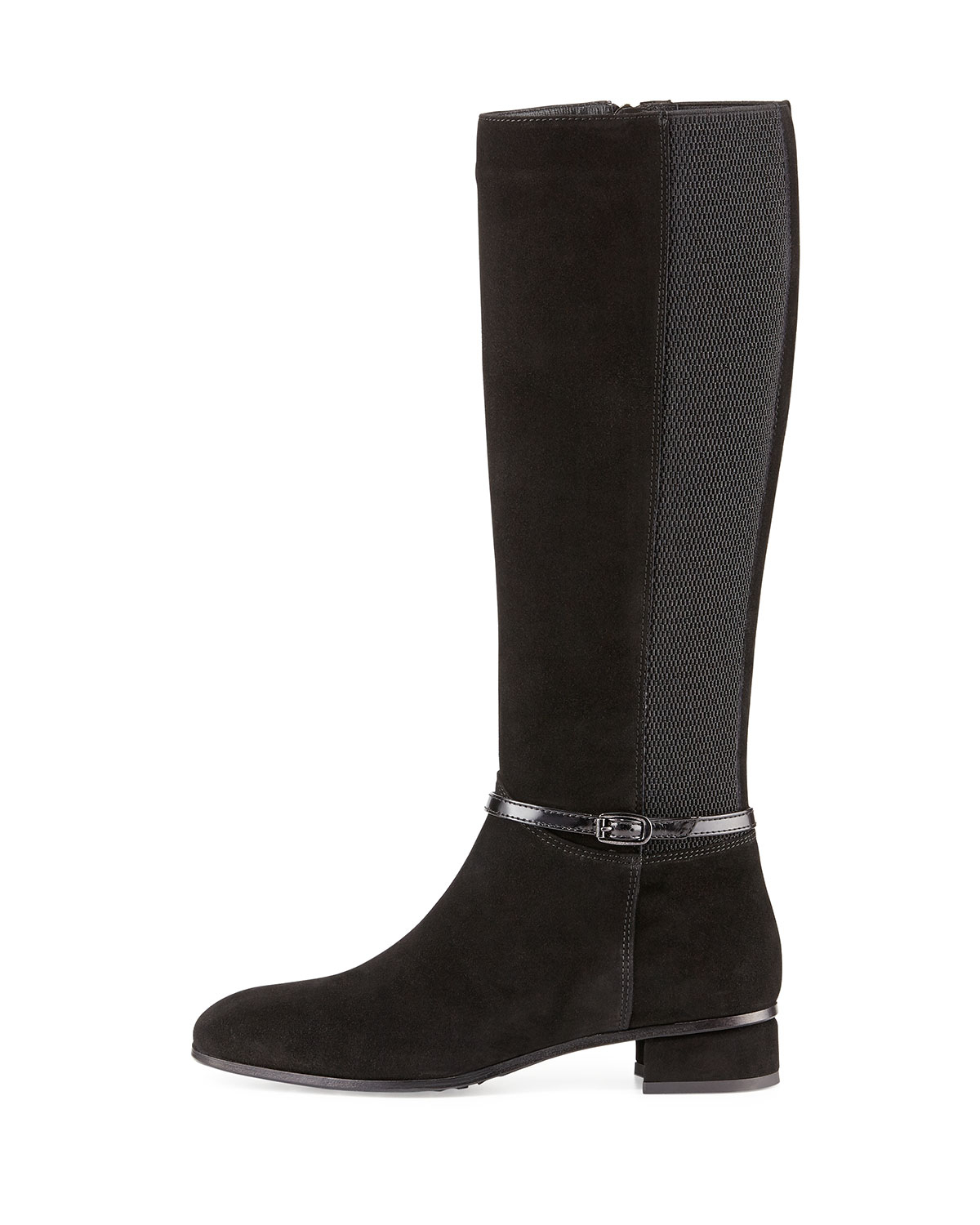 aquatalia by marvin k liberty ankle knee boot in