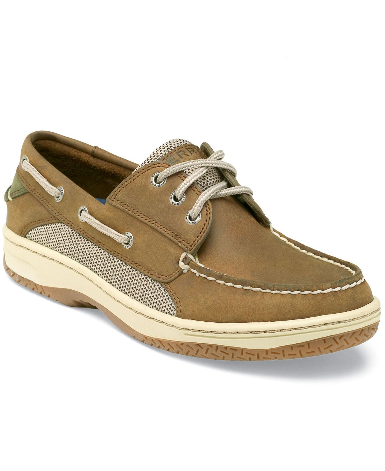 Sperry TopSider  Brown Men39;s Billfish 3eye Boat Shoes Extended