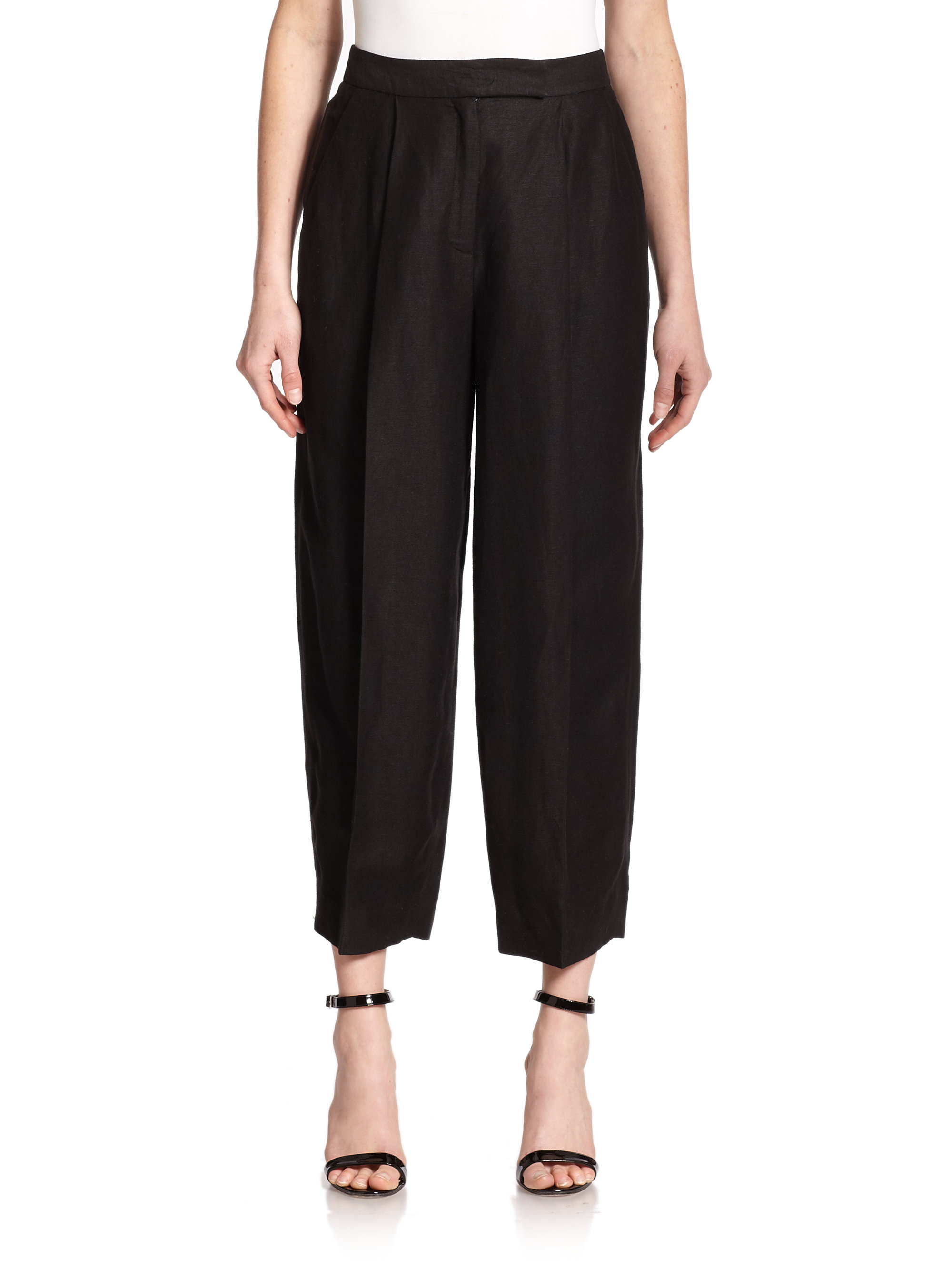 TROUSERS - Casual trousers Milly Finishline Sale Fashion Style For Sale Cheap Online Outlet Wide Range Of dP4zUBy