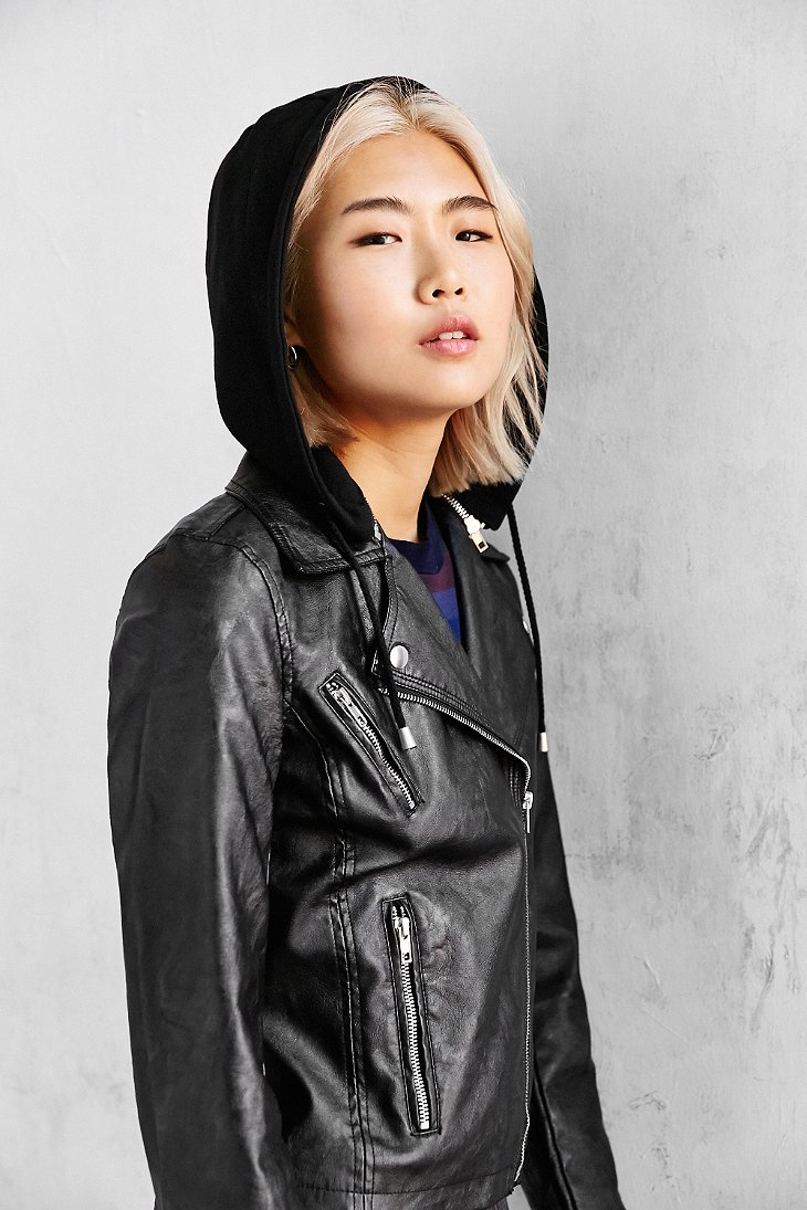 Leather jacket urban outfitters - Gallery Previously Sold At Urban Outfitters