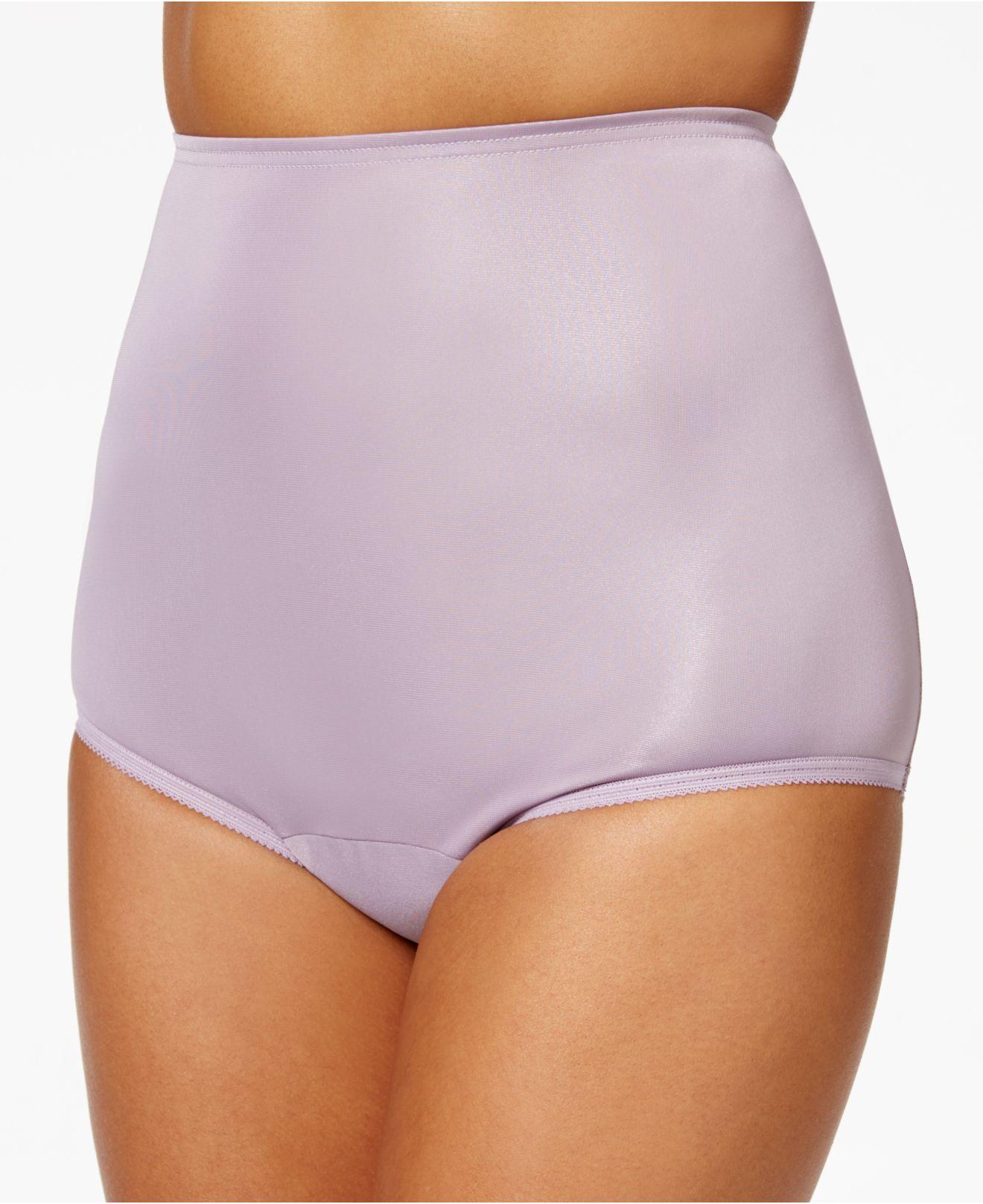 Vanity fair Perfectly Yours Ravissant Nylon Brief in Purple