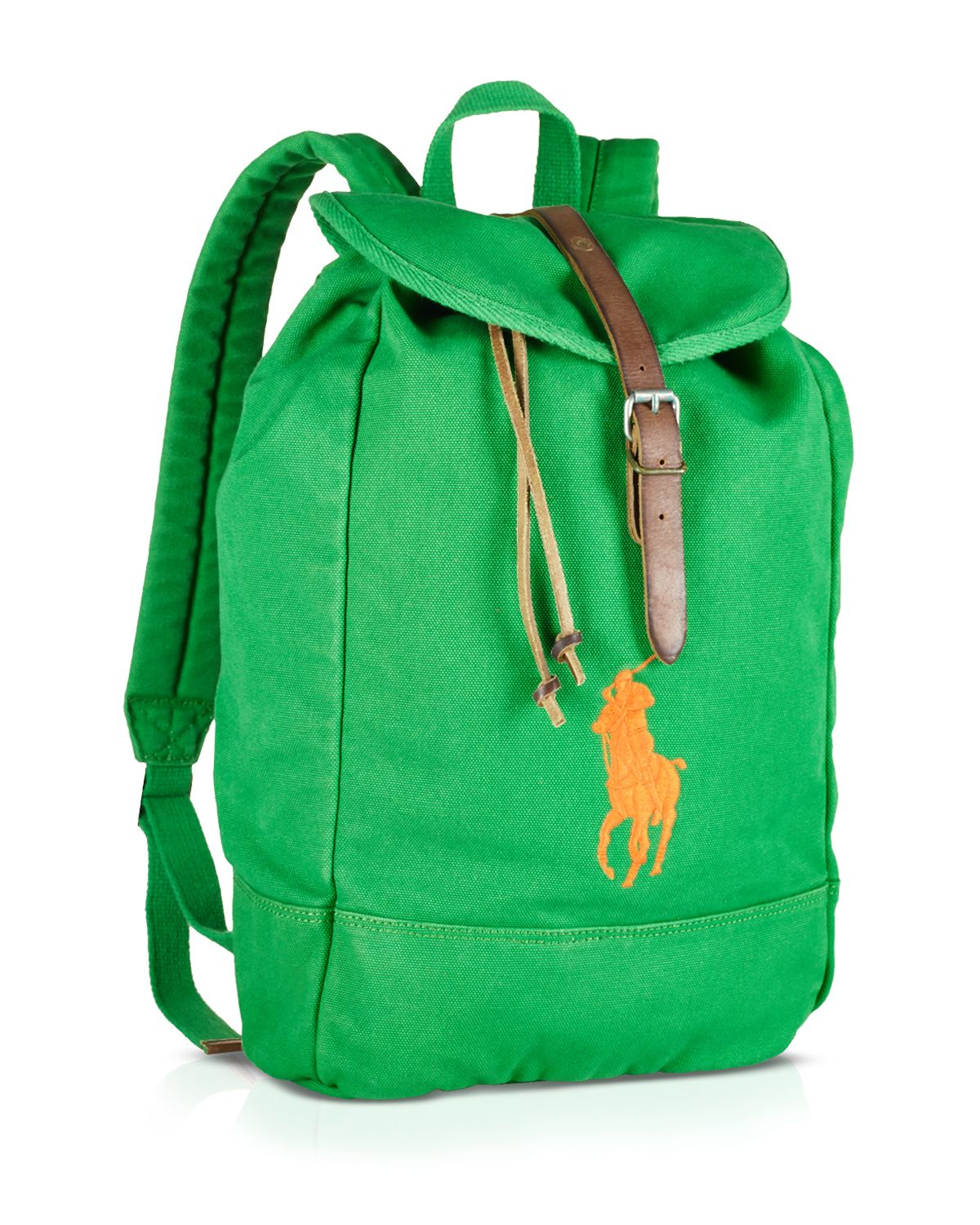 Lyst ralph lauren polo canvas backpack in green for men jpg 1200x1500 Polo  canvas backpack 39220cbc89493